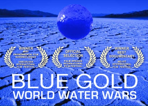 blue gold the water crisis I was warned by a colleague that my head would explode if i watched the film, blue gold: world water wars, that is based on the similarly-titled book by maude barlow and tony clarke i viewed the film three times, and all is still intact i have not read the book i could spend far more time .
