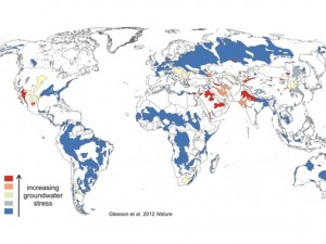 Science Article: Demand for Water outstrips supply, a study presentation