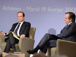 Ανοιχτή επιστολή προς τον γαλλικό λαό ύστερα απο την επίσκεψη Ολάντ και τις δηλώσεις του για επενδύσεις στον τομέα των υδάτων