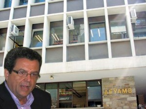 Mayor of Volos supports the ECI against water commercialization