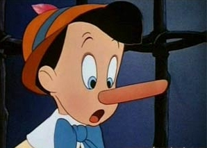 "And the ""Pinocchio"" award goes to….."