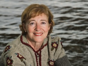 Maude Barlow: Pristine and public water is a lesson on how to live!