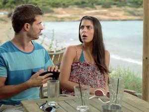 Savegreekwater «Παραλιακό καφέ» (Κάτι τρέχει με το νερό) #1spot