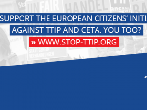 European Commission sued for blocking TTIP trade challenge