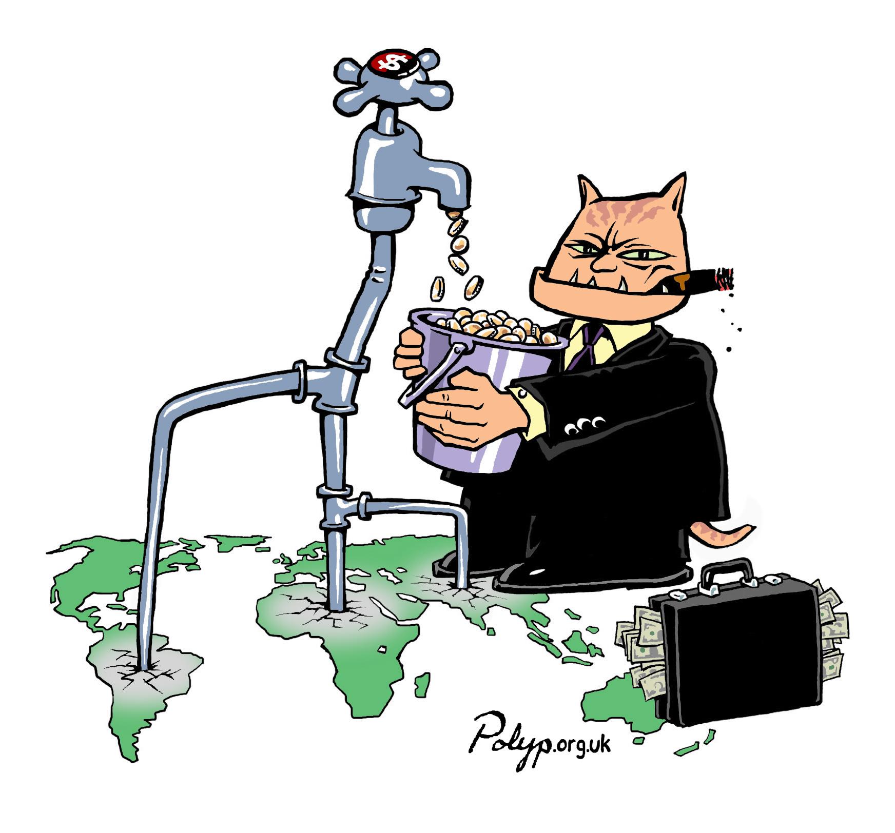 Ώστε η λειτουργία των δημοσίων υπηρεσιών προς όφελος των καταναλωτών δεν επηρεάζεται από την TTIP; Για δείτε τι έγινε στην Αργεντινή!